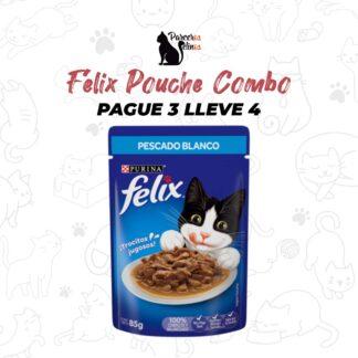 Felix Pouche combo pague 3 lleve 4