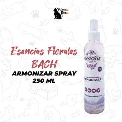 felnos-Esencias Florales BACH Armonizar spray 250 ml