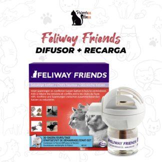 Feliway Friends Difusor + Recarga