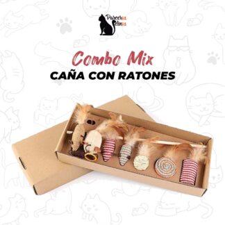 Combo mix Caña con Ratones