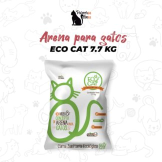 Arena para gatos Eco Cat 7.7 KG