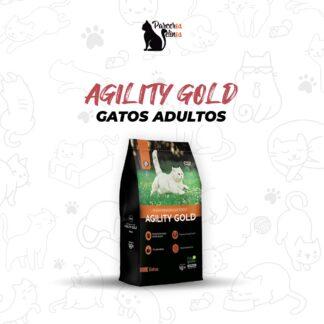 AGILITY GOLD GATOS ADULTOS 1.5kg