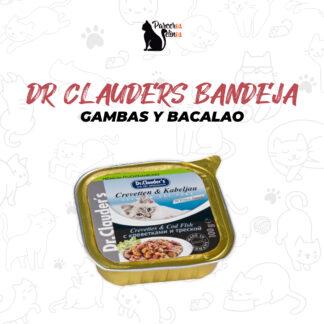 Dr Clauders Bandeja Gambas y Bacalao