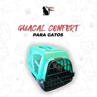 GUACAL CONFORT PARA GATOS