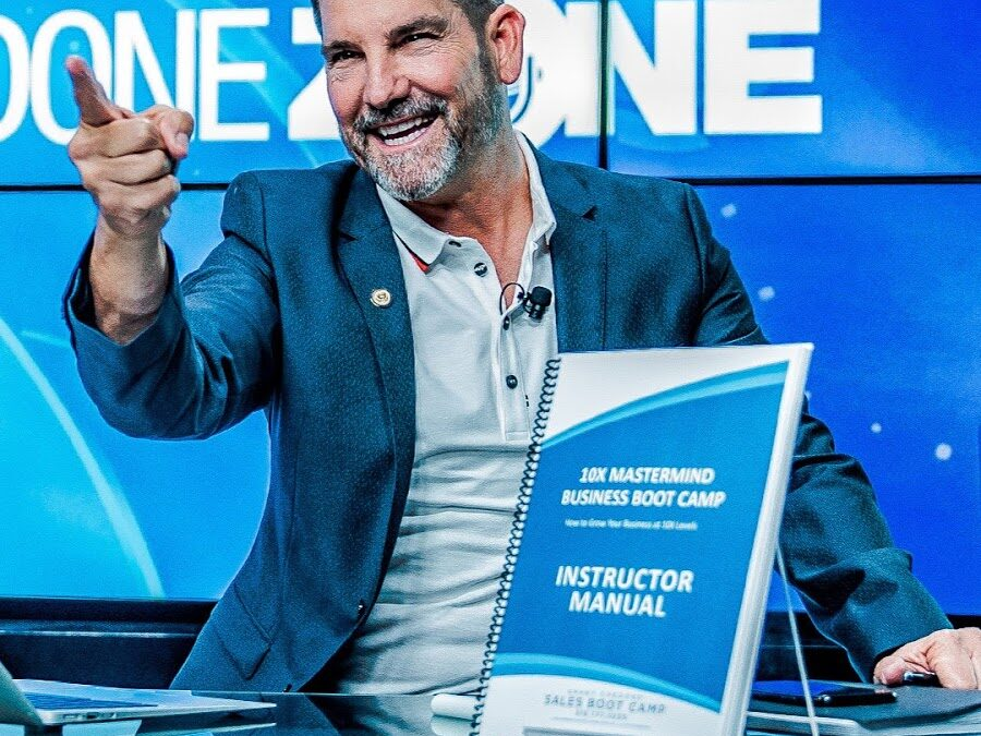 Losing Balance: The Dangers of Trying to Be the Next Grant Cardone