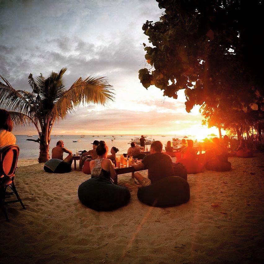 sunset lounge Hippocampus Resort (2)