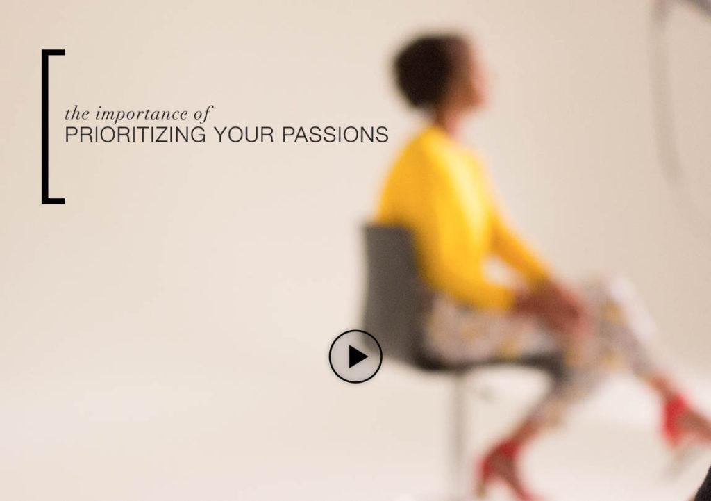 Kwayera Archer - Prioritizing Your Passions