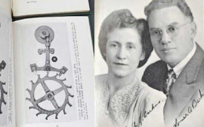 """1945 """"Know the Escapement"""" by Barkus Watchmakers, Horological Book (Sold for $76)"""