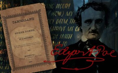 """""""Tamerlane"""", the World's Rarest (and Most Valuable) Edgar Allan Poe Book"""