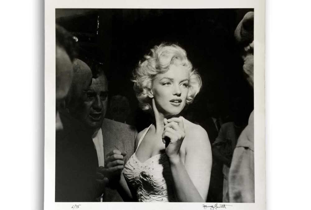 Marilyn Monroe Photo at Grauman's Chinese