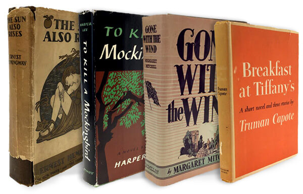 First Edition Books at Auction