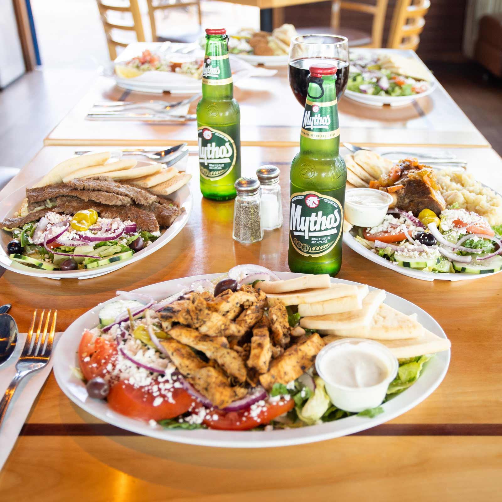 Spiros Mediterranean Cuisine - Coronado