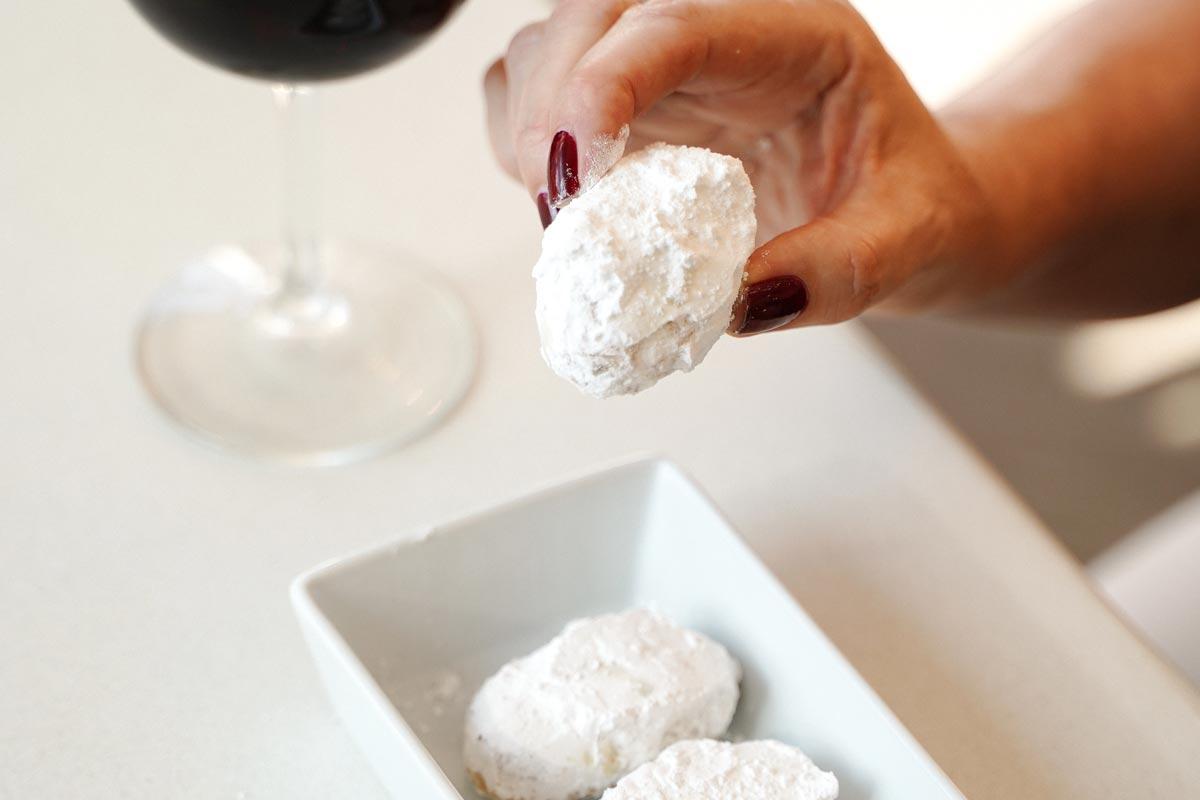 Spiros Mediterranean Cuisine - Homemade Desserts