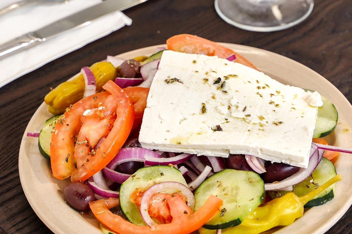Spiros Mediterranean Cuisine - Specialty Salads