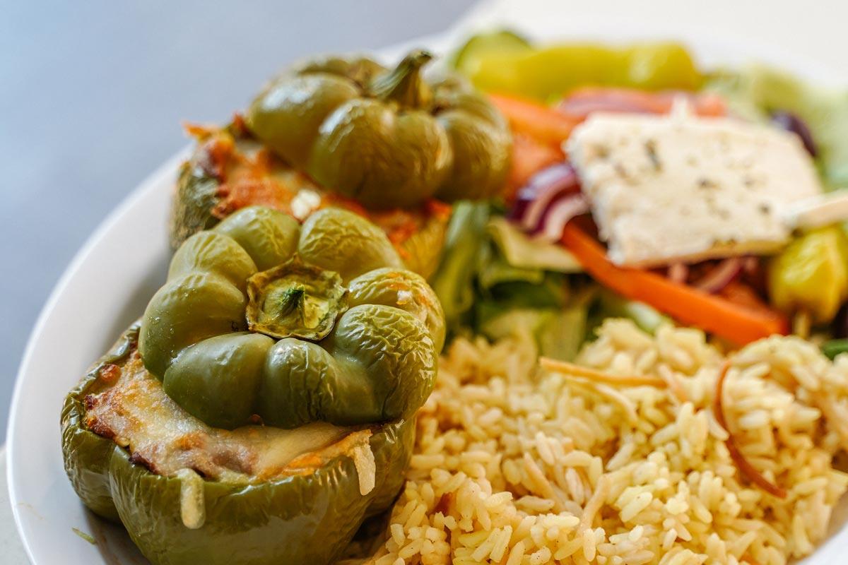 Spiros Mediterranean Cuisine - Signature Platters