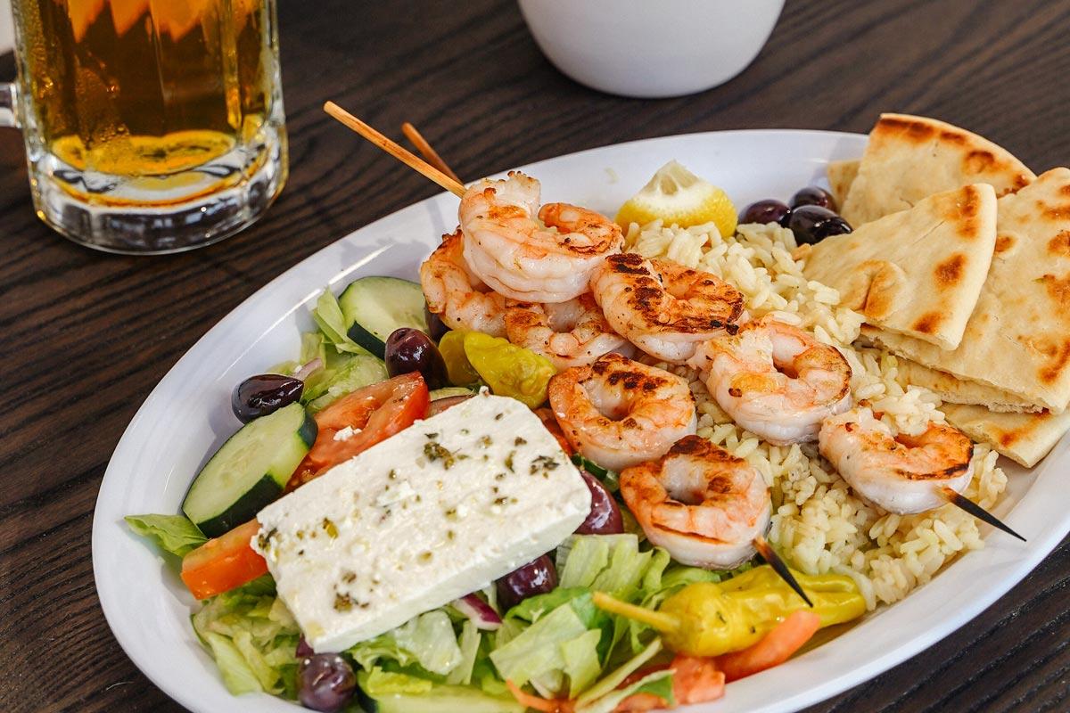 Spiros Mediterranean Cuisine - Signature Specialties