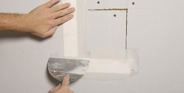 All Four Walls Drywall Repair Services Patching