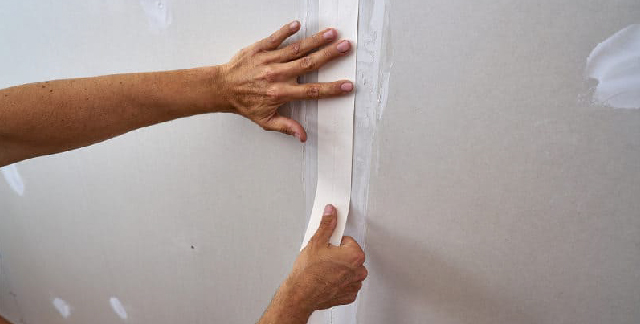 All Four Walls Drywall Repair Services Taping