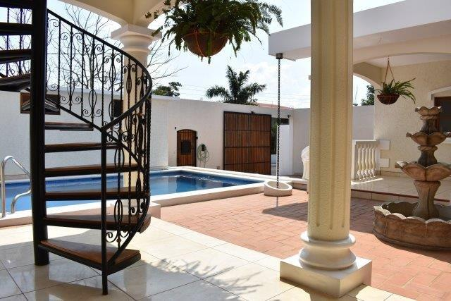 Home in Residential Lomas de Andalucia Jinotepe
