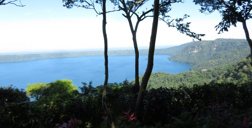 Three cottages and Home Overlooking Laguna de Apoyo
