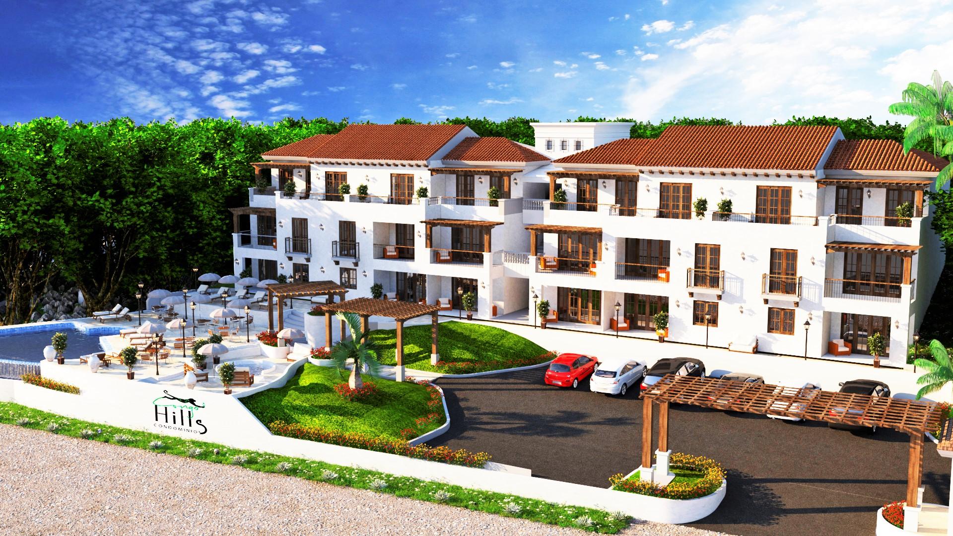 Partner with the developer or take over the condo development in San Juan Del Sur