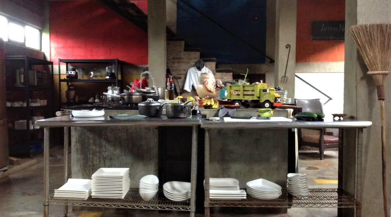 Chefs Life + Granada + Kitchen