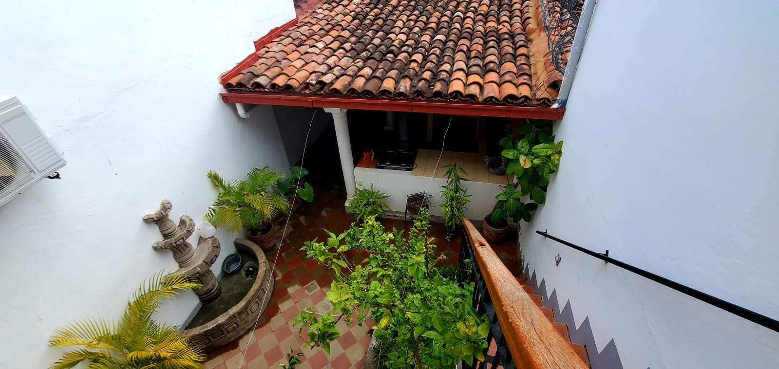 Rent a Colonial home next to Guadalupe church
