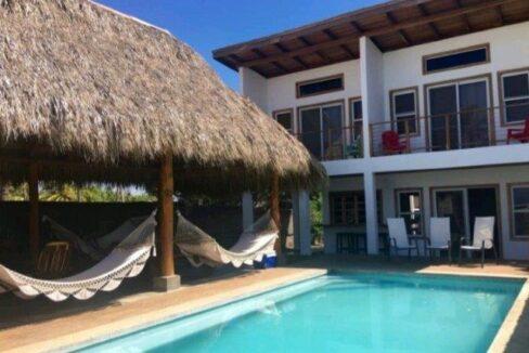Nicaragua-pochomil-beach-home