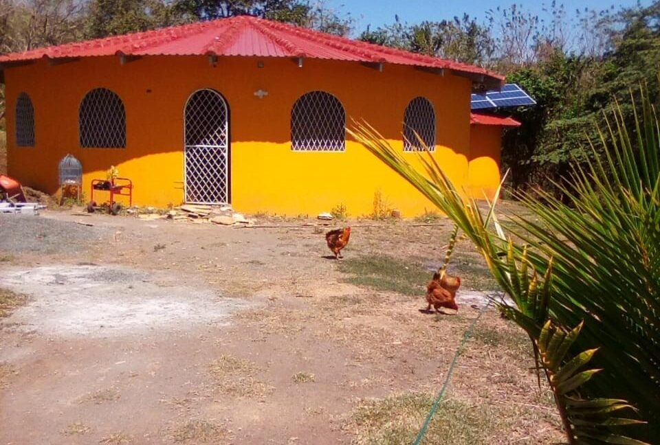 Dome home in San Juan Del SUr