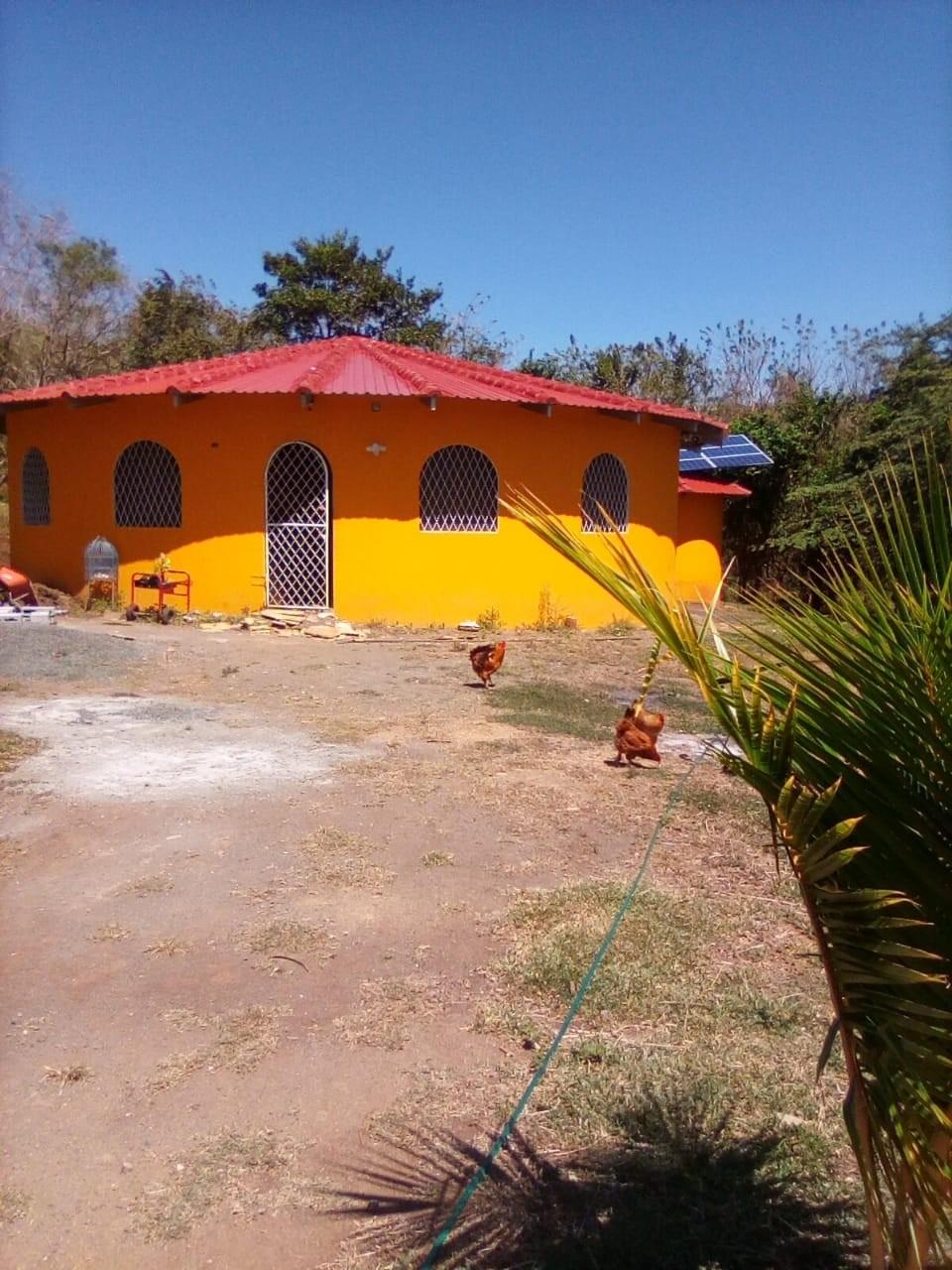 Nicaragua Real Estate dome home for sale in San Juan Del Sur