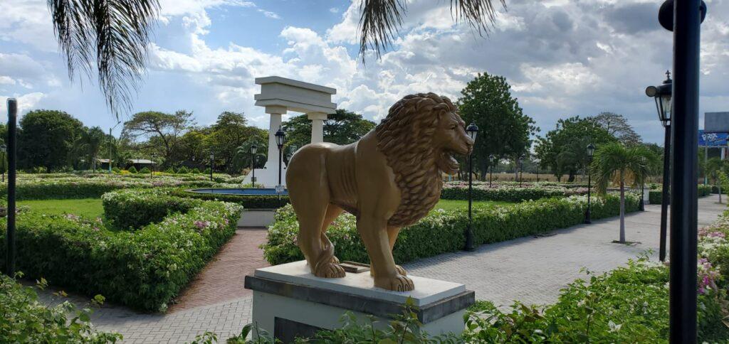 Rubén Darío Park, Leon Nicaragua