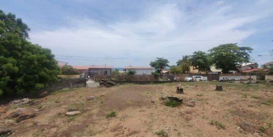 Nicaragua Real Estate Las Peñitas – Vacant lot for sale