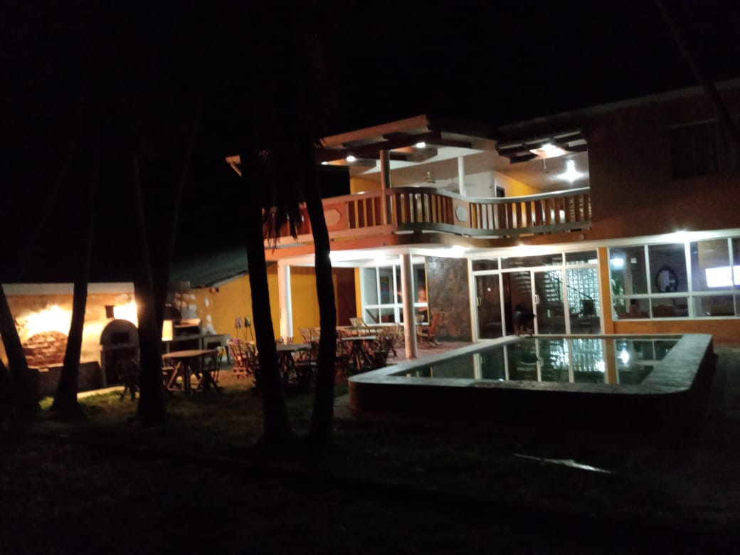 Nicaragua Real Estate Poneloya 5 bed / 3 bath two story modern home with pool located right off the beach