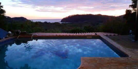 OCEAN VIEW HOME CLOSE TO SAN JUAN DEL SUR!  FINANCING