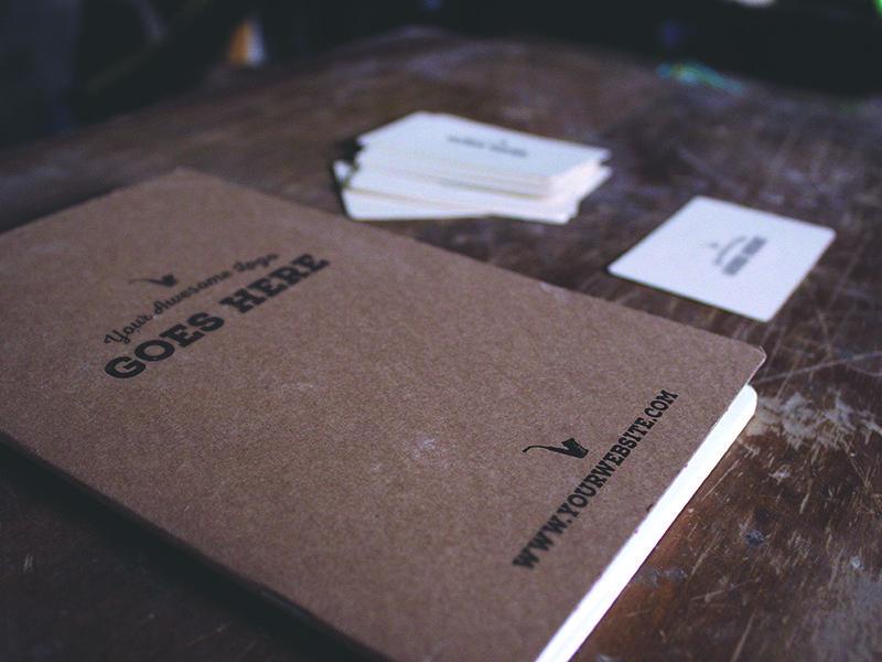 Journal Mockup 5