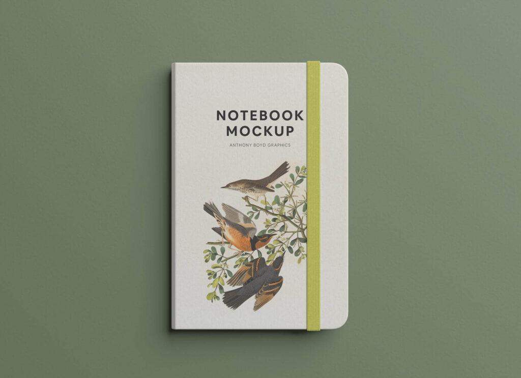 Journal Mockup 3