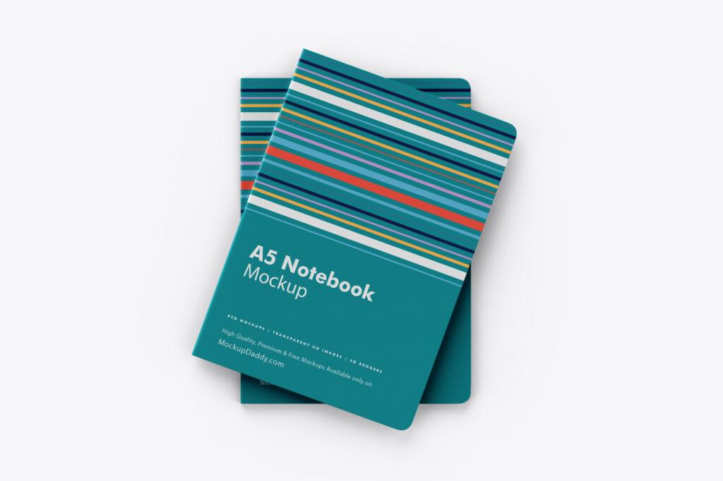A5 Size Notebook