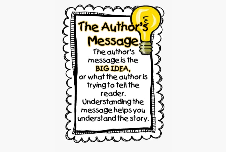 Author Message Literary Clipart