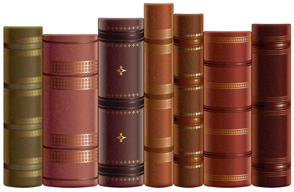 Book Spine Clipart