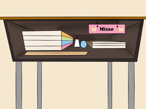 Organized Desk Clipart