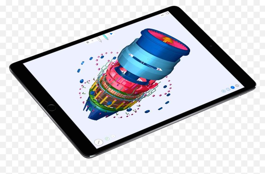 iPad Pro Clipart