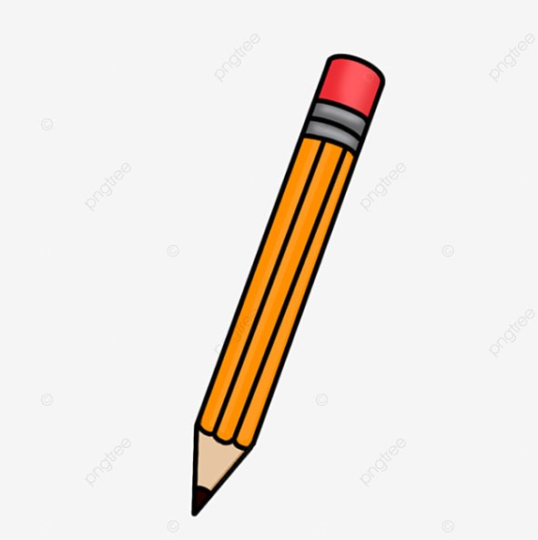 Traditional Pencil Clipart