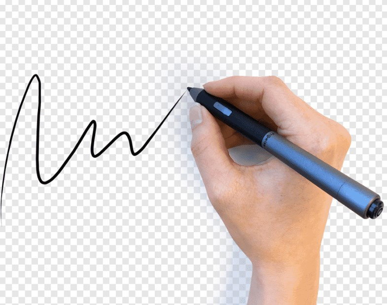 Pen Handwriting