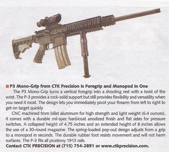 P3 Ultimate Mono Grip - Gun Digest
