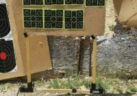 P3 Ultimate Target Stand with Birchwood Casey Targets