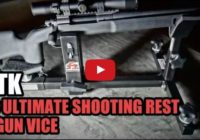 P3 Ultimate Gun Vise and Shooting Rest Assembly