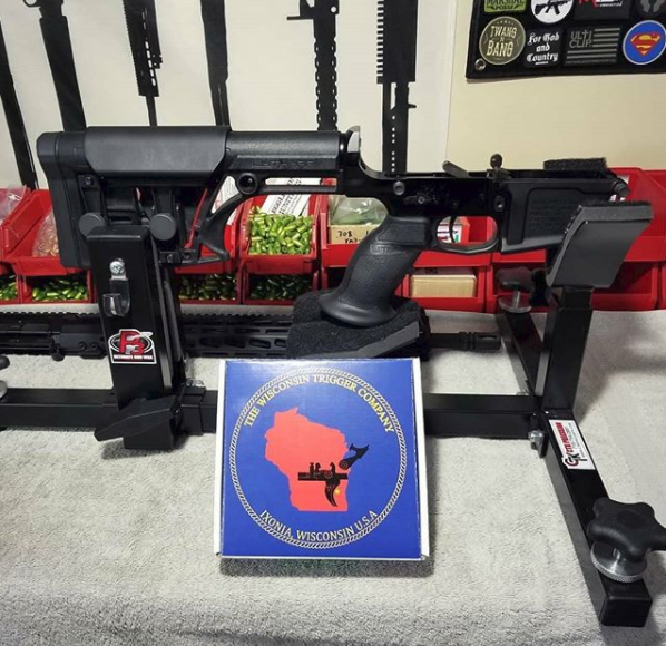 AR-10 Trigger Installation with P3 Ultimate Gun Vise