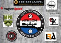CTK Precision Sponsors Athlon Optics 1000 Yard Club Giveaway