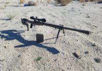 Ultimate Rail-Pod on CheyTac Rifle