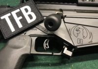 Ruger Precision Rifle Mag Release Extension Review - The Firearm Blog
